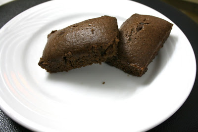 Convection Baked Chocolate Cake