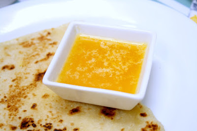 Moroccan Honey and Butter Syrup