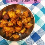 Tawa Potato Fry