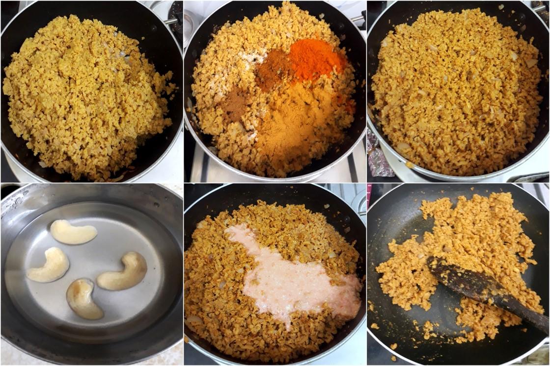 How to make Minced Keema 2