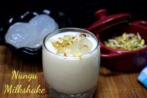 Nungu Milkshake