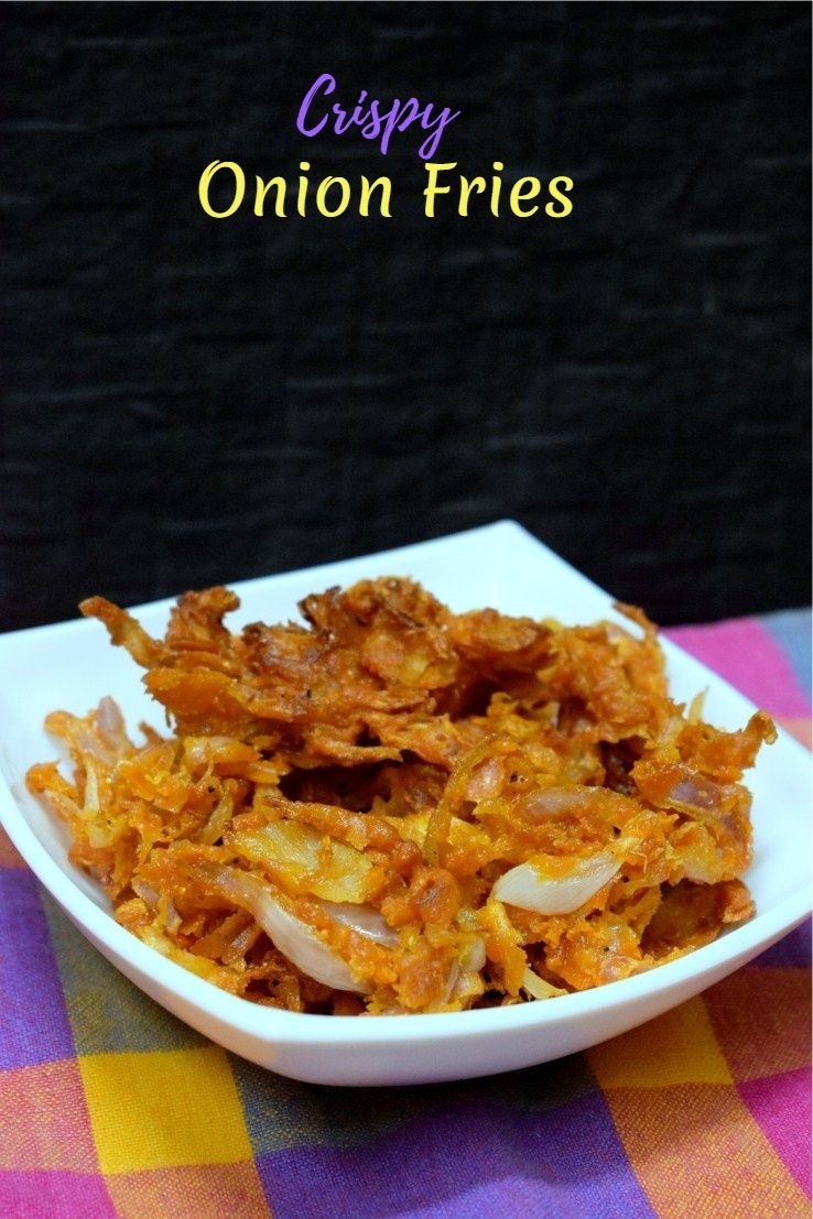 How to make Onion Fries