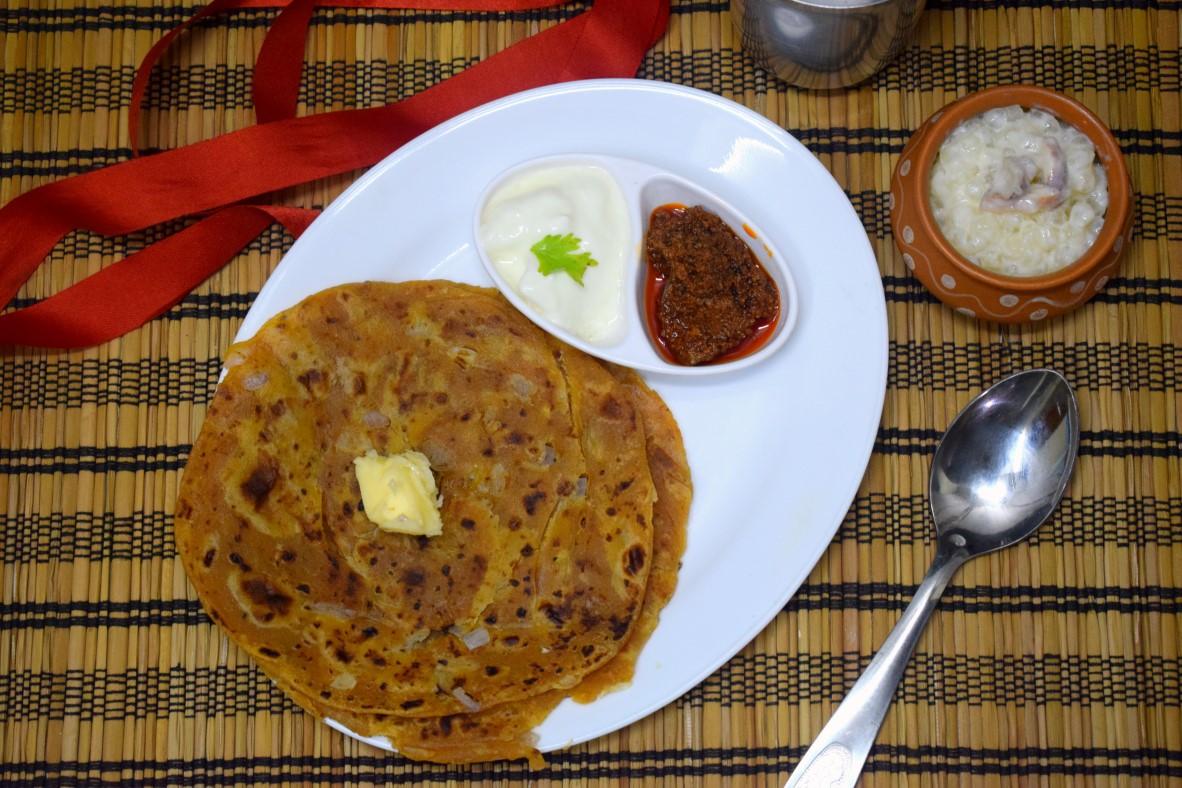 Batia Rajasthani Roti