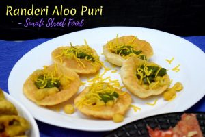 Randeri Aloo Puri