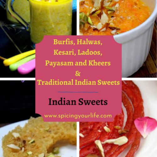 List of Indian Sweets and Desserts| Indian Sweet Recipes